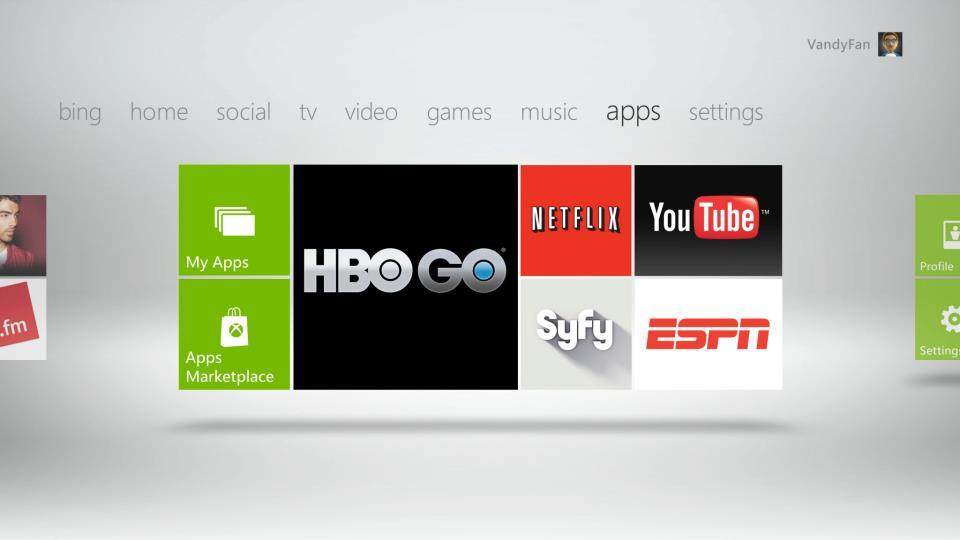 HBO, MLB tv, Xfinity hit North American Xbox Live | GameWatcher