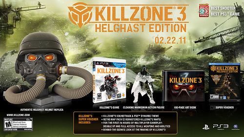 Killzone 3 gets February 22 release date
