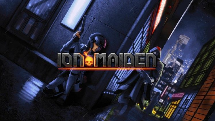 Ion Maiden Secrets Guide - Blast Processing, Disrupted Service and Nukage Nightmare