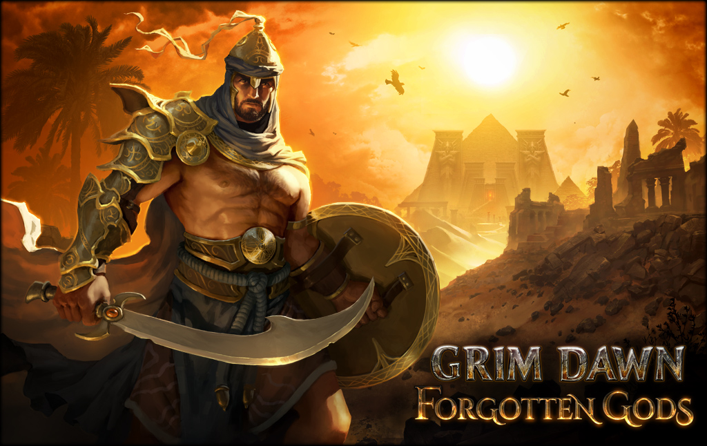 Take a Look at Grim Dawn: Forgotten Gods' New Character