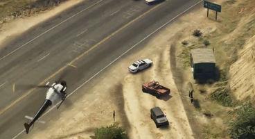 Nvidia: Grand Theft Auto V part of