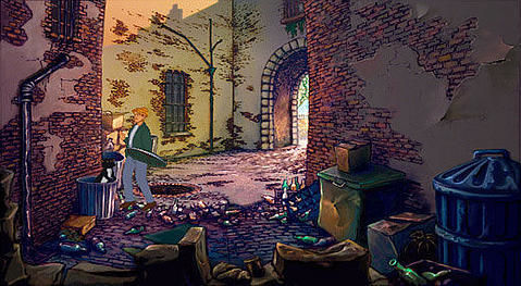 Charles Cecil talks about the Broken Sword movie