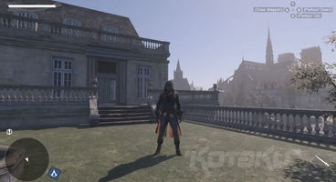Rumour: Leaked images reveal Assassin's Creed in Paris, two games due in 2014