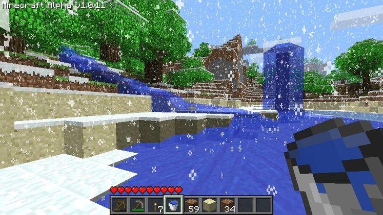 Minecraft's PC sales has surpassed 11M units