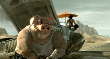 E3 2011: Beyond Good & Evil 2 still in development