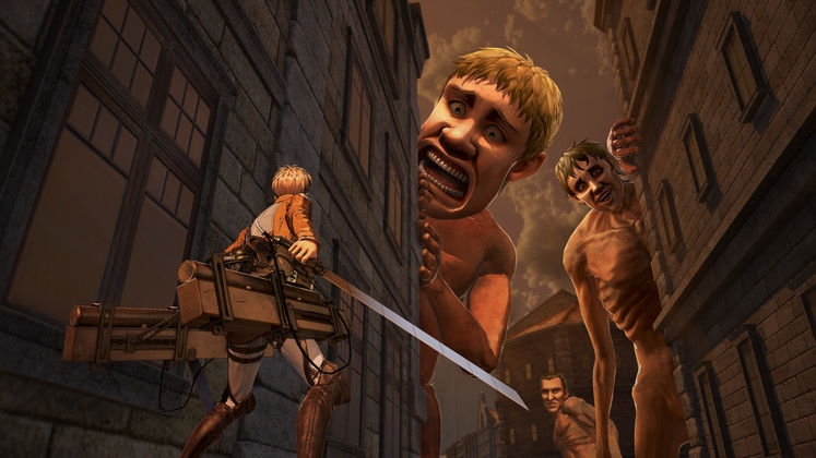 Attack On Titan 2 Will Be Out On PC March 2018