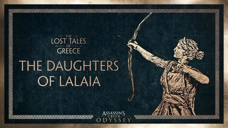 Assassin's Creed Odyssey Receives Free The Daughters of Lalaia Quest