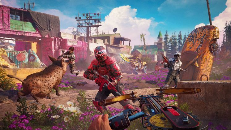 Far Cry New Dawn Saw Launcher - How to Unlock it?