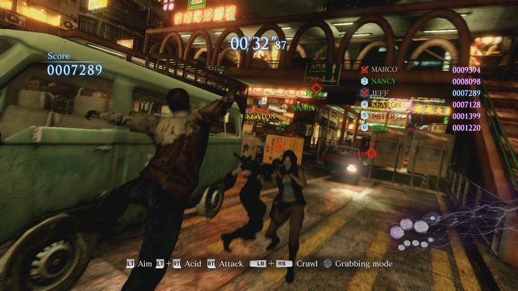Resident Evil 6 DLC coming to 360 on 18th December