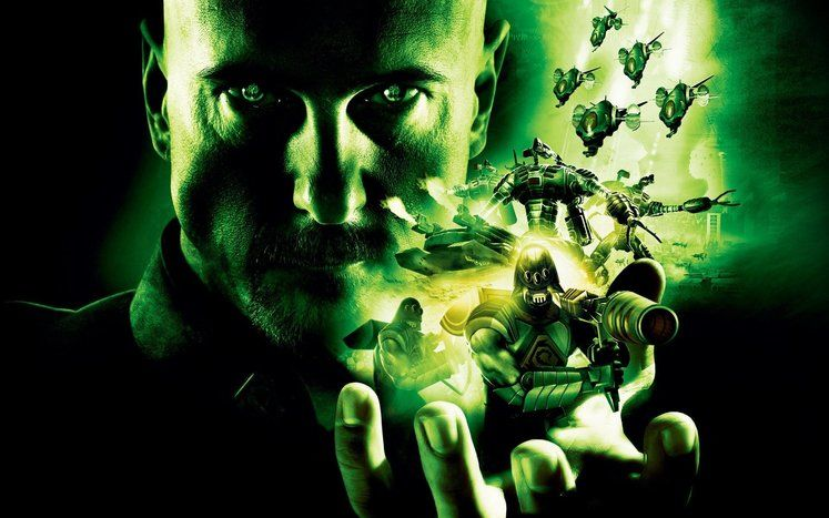 Is A New Command and Conquer Game In Development At EA?