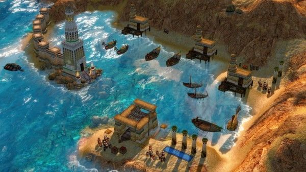 Age of Mythology: Extended Edition trailer shows off fancy new graphics