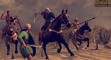 Total War: ROME II - Desert Kingdoms Culture Pack Is Out On March 8th
