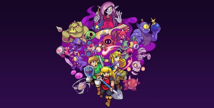 Cadence of Hyrule Fast Travel - How to get the Lute