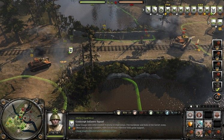 Gamers may join Company of Heroes 2 closed beta by clicking Like on Facebook