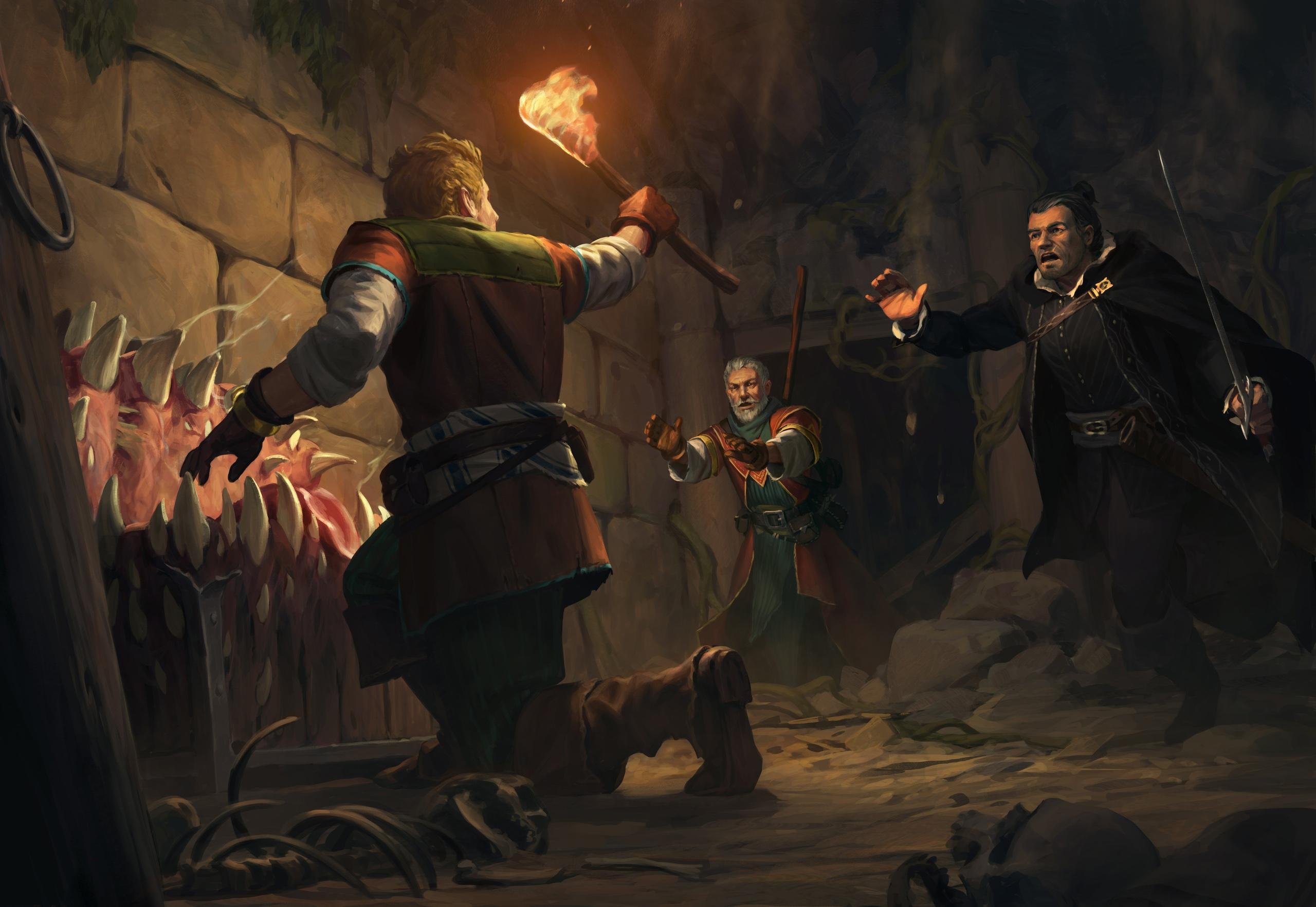 Pathfinder: Kingmaker - Varnhold's Lot DLC Releases This