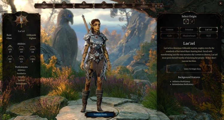 Baldur's Gate 3 Mods Add New Character Customization Options, Playable Gnomes and More