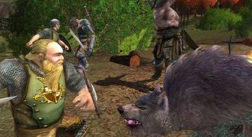 LOTRO developer acquired by Warner Bros