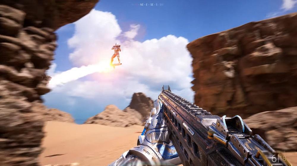 I love the graphics in destiny!!! - Destiny Beta - YouTube
