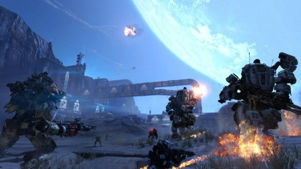 Respawn outlines Sand Trap, a desert duel map from upcoming DLC IMC Rising