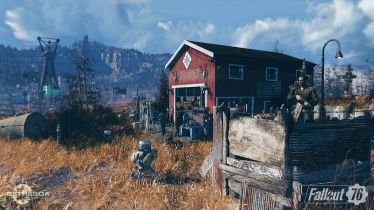 Fallout 76 Radscorpion Location - Where to find the Radscorpion?