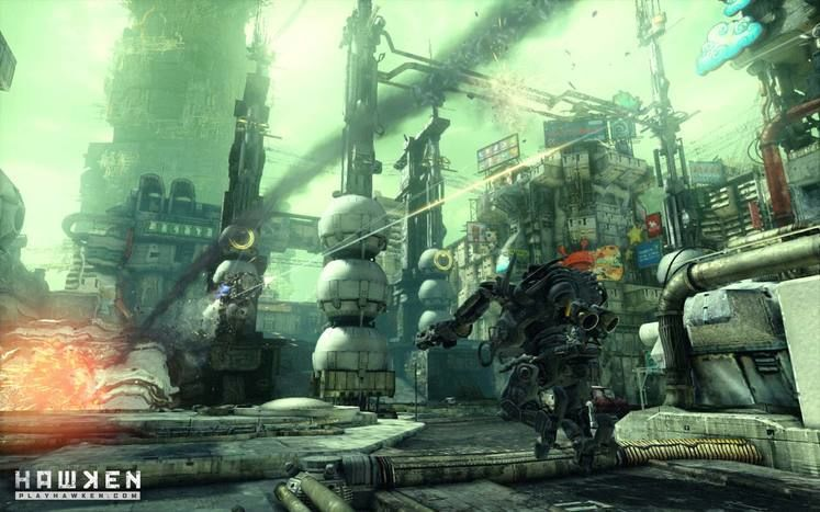 Hawken to use Simplygon 3D optimization tech