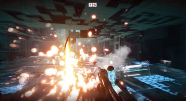 Cyberpunk FPS 2084 Launches On Steam Early Access Next Week
