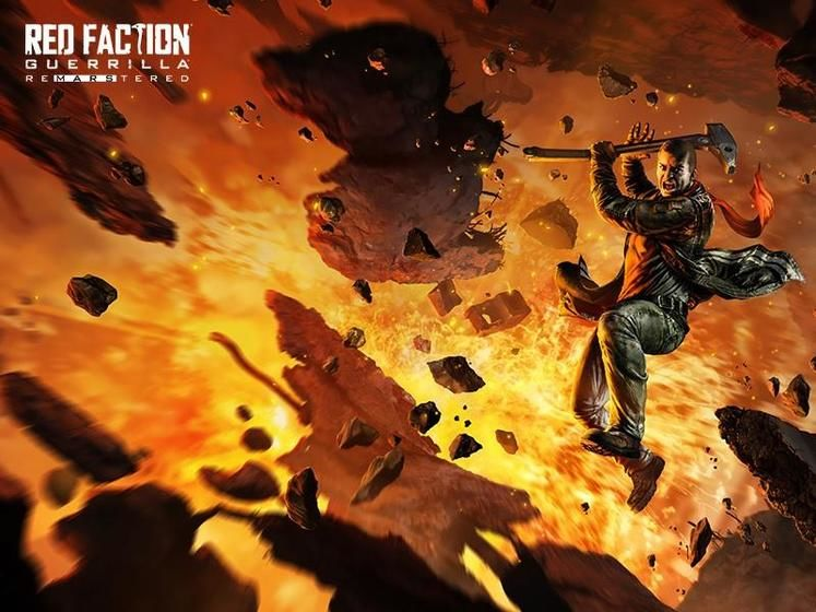 Red Faction Re-Mars-tered Edition Release Date Revealed With Trailer