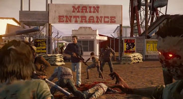 Open world zombie survivor State of Decay out in June on XBLA