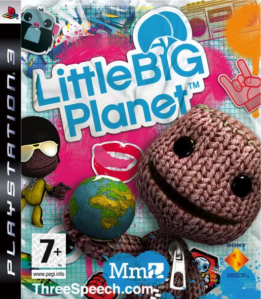 LittleBigPlanet UK Packshot