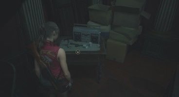 Resident Evil 2 Remake Hiding Place Locations - Get Treasure Hunter Achievement
