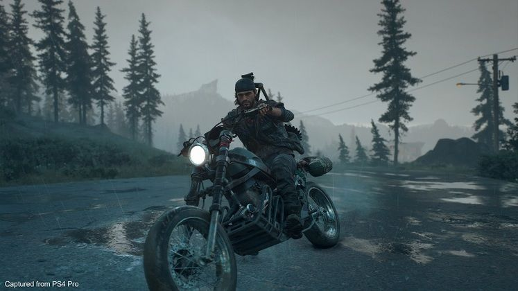 Days Gone Coming to PC This Spring, More PS4 Exclusives Will Follow