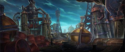 Blizz tease 80-player battleground, Isle of Conquest in next patch