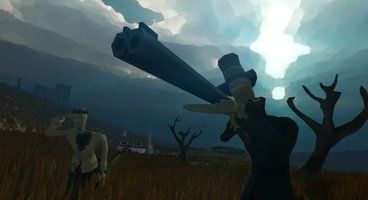 Sir, You Are Being Hunted announced