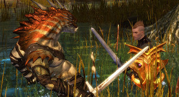 Guild Wars 2 has dynamic events, no 'daisy picking Ogres' in sequel