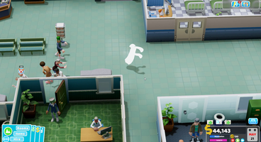 More than just Theme Hospital 2, but is it better?