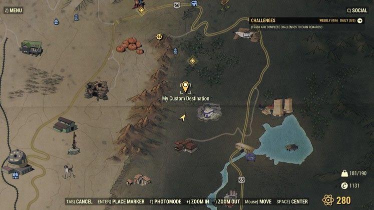 Fallout 76 Gulper Lagoon Location - Where to Find Gulpers?