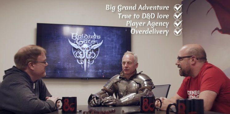 Baldur's Gate 3 Dev Diary Reveals Major Plot Point Of Game: Ceremorphosis