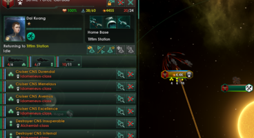 Replenish Your Fleets With A Single Click In Stellaris With The Upcoming Update