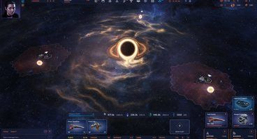 Sci-fi MMORTS Starborne Enters Open Beta in April