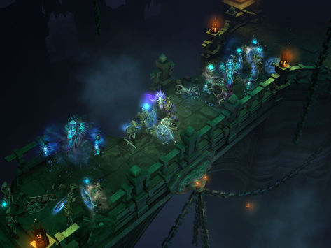 Blizzard's Pardo agrees a console Diablo