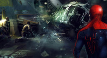 Beenox tease concept artwork for The Amazing Spider-Man