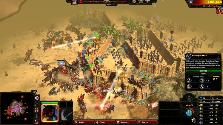 Conan Unconquered Hands-On Impressions