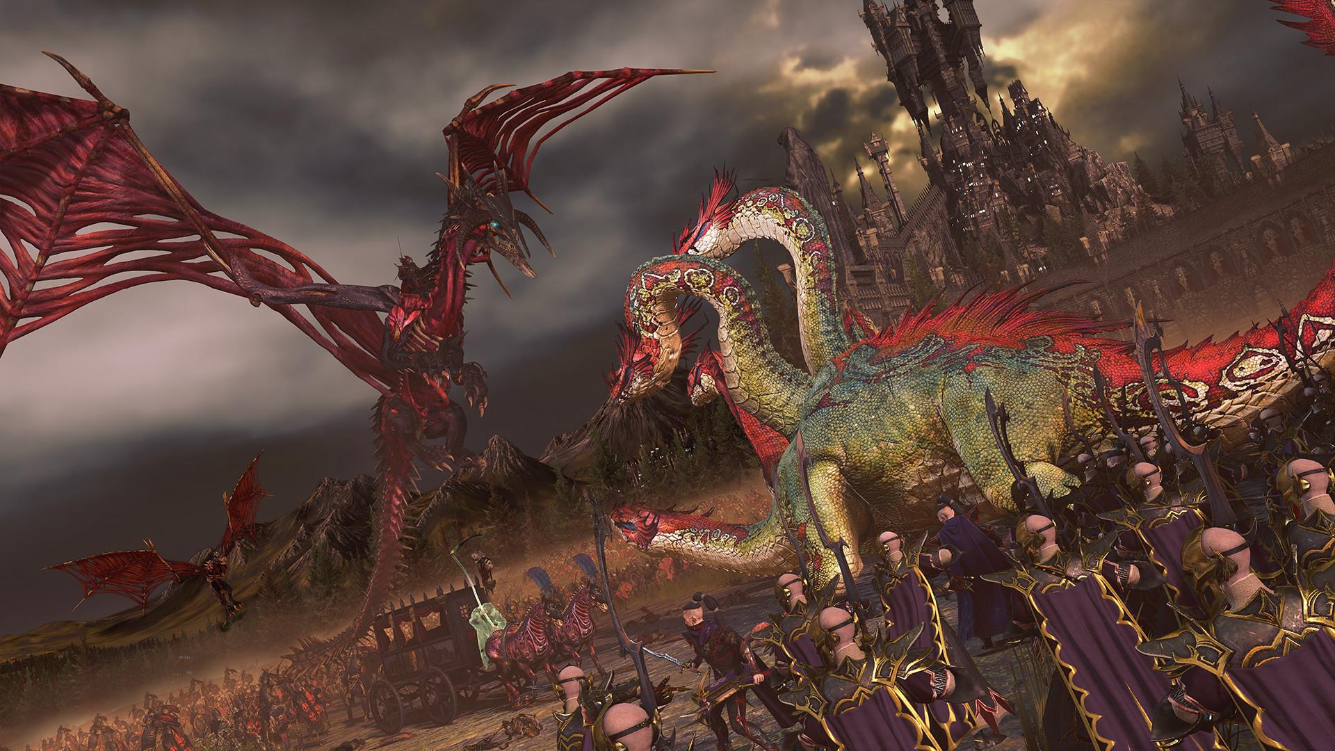 Total War: Warhammer II DLC Release Schedule | GameWatcher