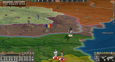 Muzzy Lane's developer diary for Making History: The Great War