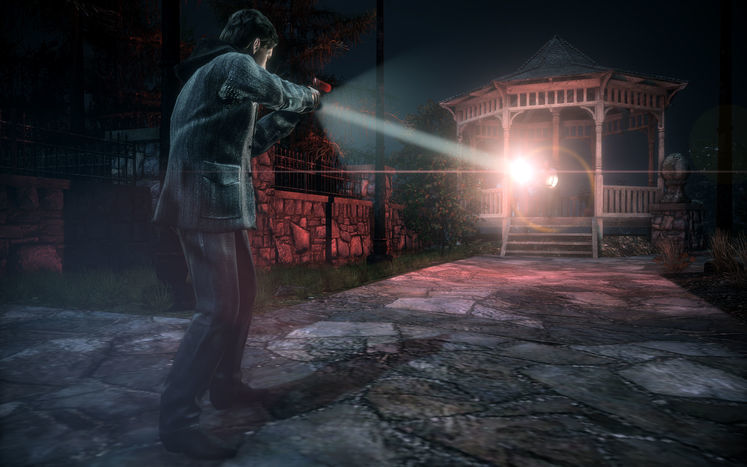 Alan Wake PC breaks even after 48 hours
