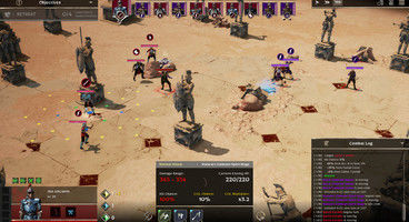 Turn-based Tactical RPG Forged of Blood Is Out Now