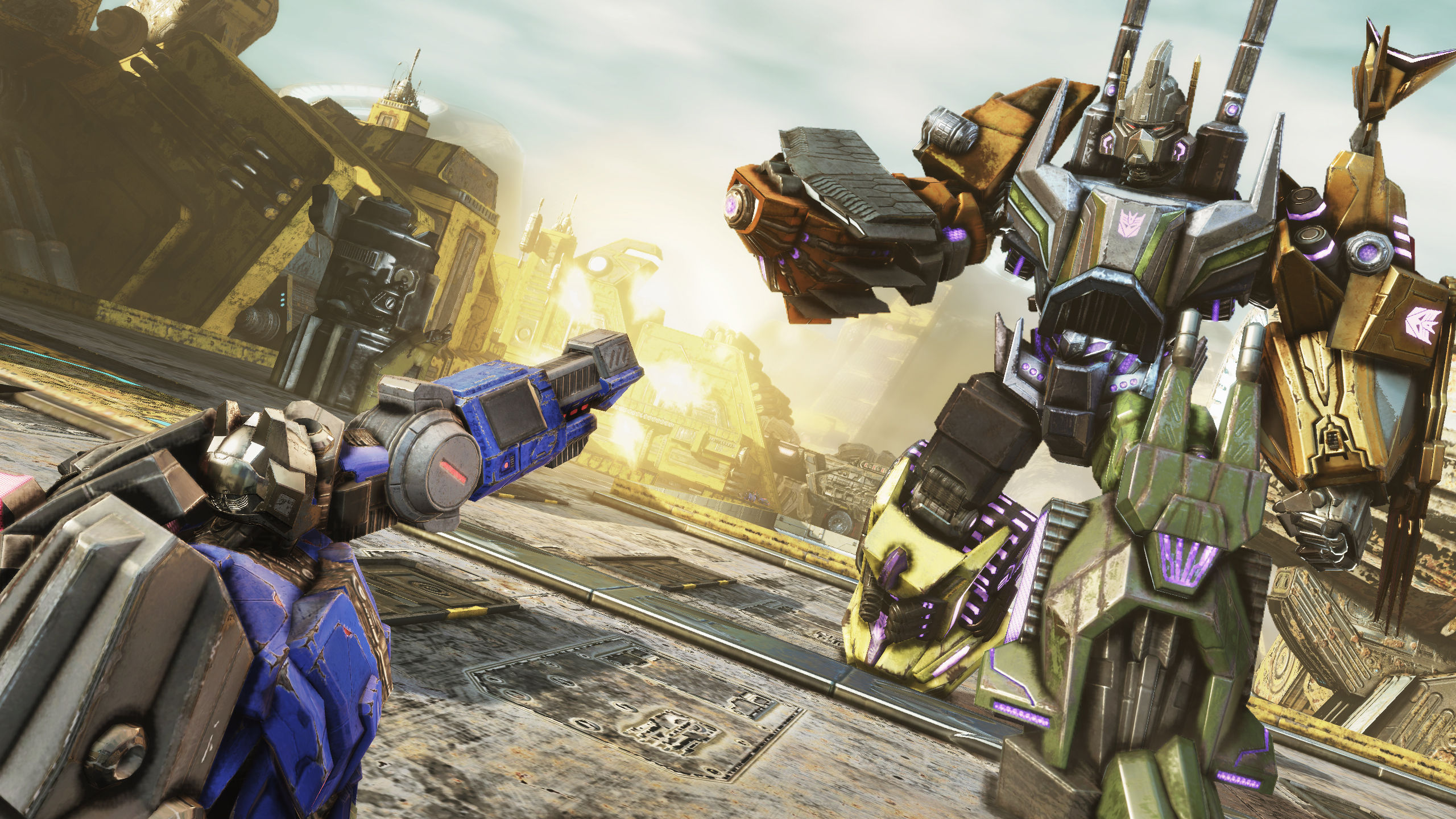 Transformers: Fall of Cybertron gets 28th August NA release