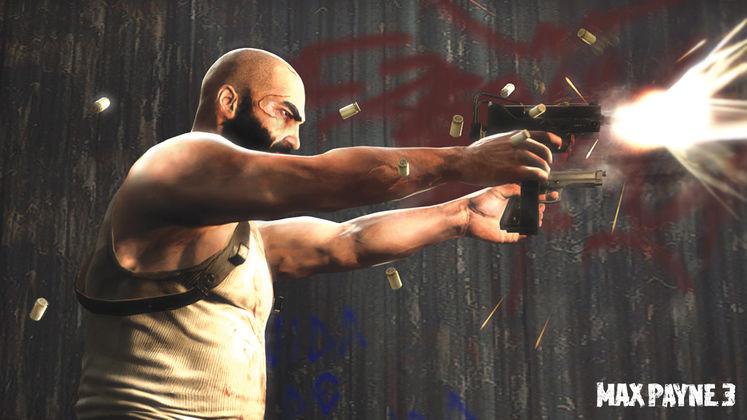 Rockstar finally revealing Max Payne 3?