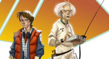 Telltale's Back to the Future adventure series begins December