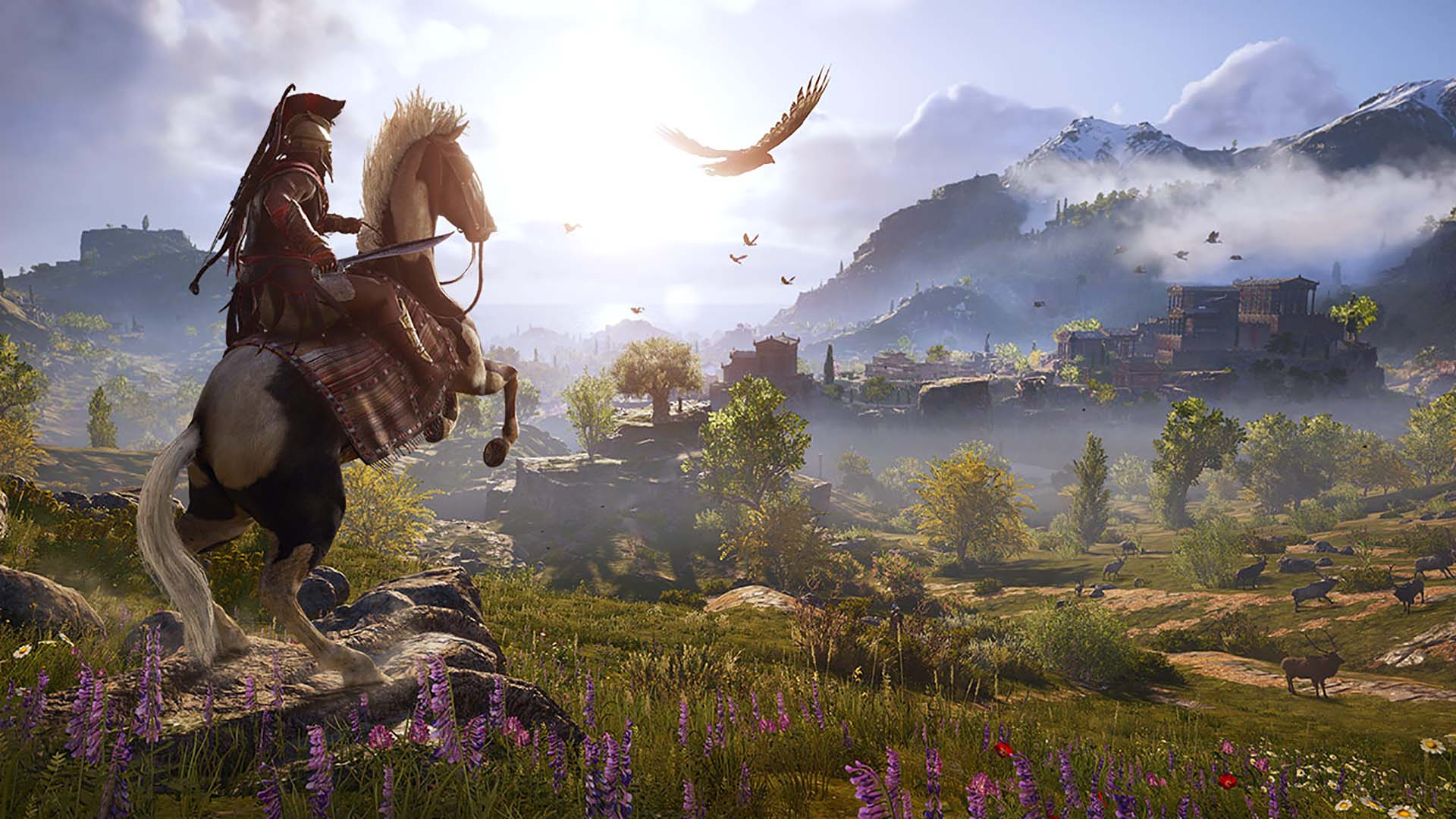 Assassin S Creed Odyssey Patch Notes Update 1 0 6 Gamewatcher